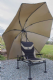 Korum GRAPHITE BROLLY 50inch